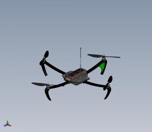 Conrad Quadrocopter 450